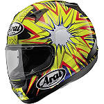 Arai Signet-Q Helmet - Abraham - Arai Motorcycle Helmets and Accessories