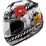 Arai Vector 2 Helmet - Blossom - Womens Full Face Motorcycle Helmets