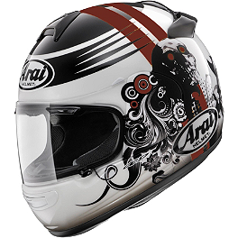 Arai Vector 2 Helmet - Doom - Arai Vector 2 Helmet - Phil Read