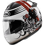 Arai Vector 2 Helmet - Doom - Womens Arai Full Face Motorcycle Helmets