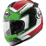 Arai Vector 2 Helmet - Giugliano - Arai Motorcycle Helmets and Accessories