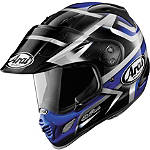 Arai XD4 Helmet - Diamante - ARAI-XD4-FACE-SHIELD Arai XD4 Cruiser