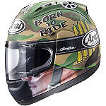 Arai Corsair V Helmet - Nicky GP Camo - Arai Cruiser Products