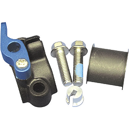 ARC Rotator Clamp With Hotstart - ARC DC-8 Composite Clutch Perch Assembly