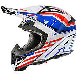 Airoh Aviator 2.1 Helmet - Captain - ATV Helmets and Accessories