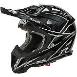 Airoh Aviator 2.1 Helmet - Carbon - ATV Helmets and Accessories
