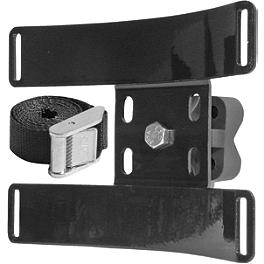 All Rite ATV Bucket Holder - All Rite Catch & Release Double Rod Holder