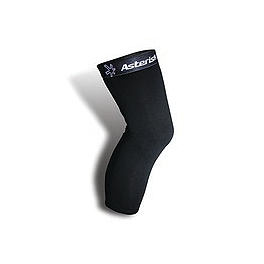 Asterisk Germ Youth Knee Brace Skins - Pair - EVS Youth Brace Sleeves