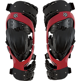 Asterisk Cell Knee Braces - Asterisk Tri-Tele Patella Cup System
