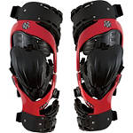Asterisk Cell Knee Braces - Asterisk Utility ATV Riding Gear