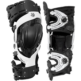 Asterisk Ultra Cell Knee Brace - Pair - Alpinestars Carbon B-2 Knee Brace