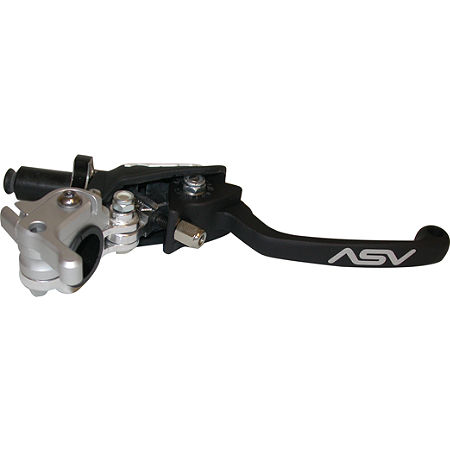 ASV C5 Pro Model Clutch Lever With Thumb Hot Start - Main