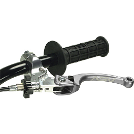 ASV C6 Clutch Lever - 2000 Kawasaki KX500 ASV F1 Clutch Lever, For Use With Magura Hydraulic Clutch