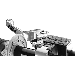 ASV F1 Clutch Lever, For Use With Magura Hydraulic Clutch - 2011 Honda CRF250R ASV C6 Pro Pack