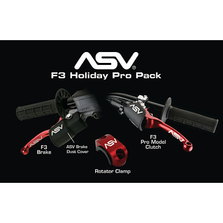 ASV F3 Pro Pack With Hot Start - Main