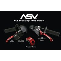 ASV F3 Pro Pack With Hot Start