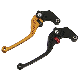 ASV C5 Sportbike Clutch Lever - 2002 Honda VFR800FI - Interceptor ASV C5 Sportbike Brake And Clutch Lever Kit