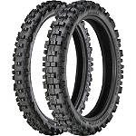 Artrax 125/250F Tire Combo - Yamaha TTR250 Dirt Bike Tires