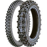Artrax 80/85 Big Wheel Tire Combo - ARTRAX-DIRT-WHEELS Artrax Dirt Bike