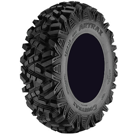 Artrax CTX Front ATV Tire - 25x8-12 - Main