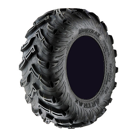 Artrax MDX Radial Rear ATV Tire - 25x10-12 - Main
