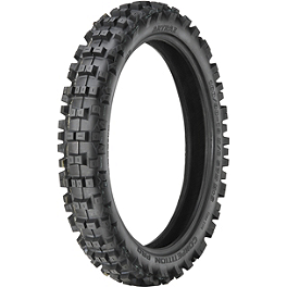 Artrax MX-Pro Rear Tire - 110/90-19 - 2004 Honda CR250 Artrax TG4 Front Tire - 80/100-21