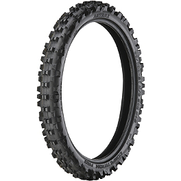 Artrax MX-Pro Front Tire - 80/100-21 - 1985 Honda CR250 Artrax SE3 Rear Tire - 120/90-18