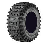Artrax MXT-R Rear Tire - 18x10-8 - Kawasaki KFX700 ATV Tire and Wheels