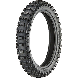 Artrax SX1 Rear Tire - 110/100-18 - 2010 Husqvarna TE450 Artrax SE3 Rear Tire - 120/90-18