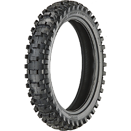 Artrax SX2 Rear Tire - 110/100-18 - 2010 Husqvarna TE450 Artrax SE3 Rear Tire - 120/90-18