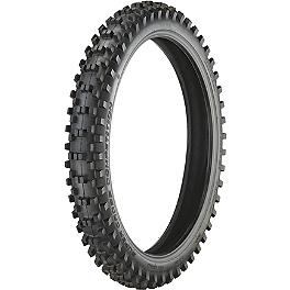Artrax SX2 Front Tire - 80/100-21 - 1990 Honda CR500 Artrax MX-Pro Rear Tire - 110/100-18