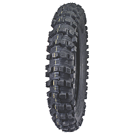 Artrax TG4 Rear Tire - 110/100-18 - 2012 Husqvarna WR300 Artrax MX-Pro Rear Tire - 110/100-18