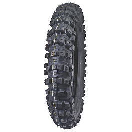 Artrax TG4 Rear Tire - 120/100-18 - 1996 KTM 400SC Artrax MX-Pro Rear Tire - 110/100-18