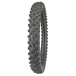 Artrax TG4 Front Tire - 80/100-21 - 1987 Honda CR500 Artrax MX-Pro Rear Tire - 110/100-18