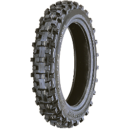 Artrax TG5 Rear Tire - 90/100-16 - BikeMaster 428 Standard Chain - 120 Links