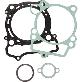 Athena Big Bore Gaskets - 435cc - 2003 Kawasaki KLX400SR Cylinder Works Big Bore Gasket Set