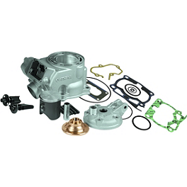 Athena Factory Cylinder Kit - 2004 Kawasaki KX125 Athena Big Bore Kit - 144cc