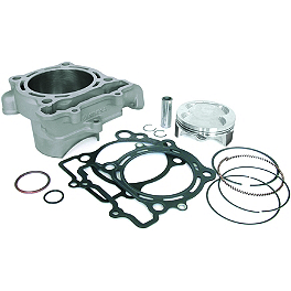 Athena Big Bore Kit - 435cc - 2004 Kawasaki KLX400SR Athena Big Bore Gaskets - 435cc