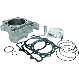 Athena Big Bore Kit - 490cc - 2008 Honda TRX450R (KICK START) Athena Gasket Kit - Complete