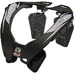 Atlas Carbon Neck Brace - CHEST-AND-BACK Dirt Bike Neck Braces and Support