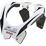 Atlas Neck Brace - CHEST-AND-BACK Dirt Bike Neck Braces and Support