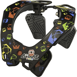 Atlas Youth Tyke Neck Brace - Fox Youth Raptor Roost Deflector