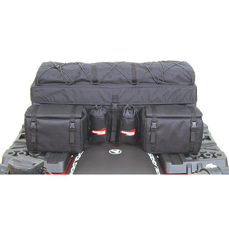 A.T.V. Cargo Bag - Black - Main