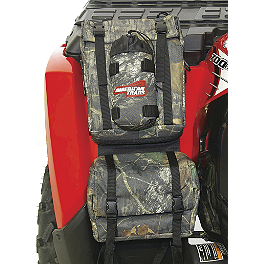 A.T.V. Fender Bag - Mossy Oak - A.T.V. Tank Saddle Bag - Mossy Oak