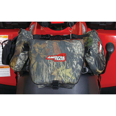 A.T.V. Tank Saddle Bag - Mossy Oak - Main