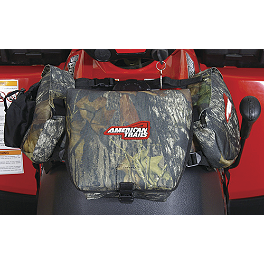 A.T.V. Tank Saddle Bag - Mossy Oak - Moose Expedition Tank Bag - Mossy Oak Break-Up