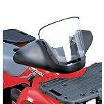 Kawasaki Genuine Accessories Windshield Without Fairing - Kawasaki OEM Parts Utility ATV Wind Shields