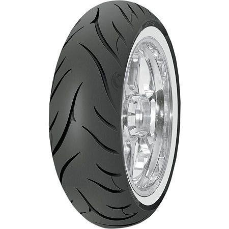 Avon Cobra Rear Tire - 150/80-16VB Wide Whitewall - Main
