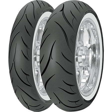 Avon Cobra Wide Whitewall Tire Combo - Main