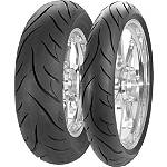 Avon Cobra Tire Combo -  Motorcycle Tires and Wheels
